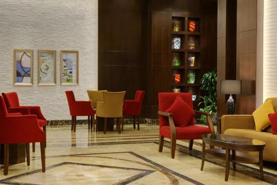 Le Meridien Makkah: Lobby