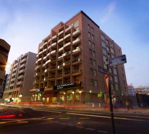 Dar Al Sondos Hotel Apartments by Le Meridien: Exterior