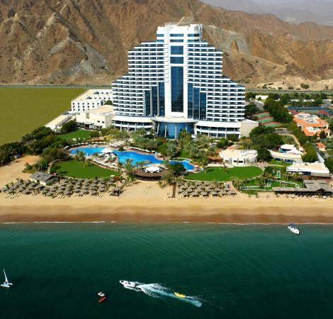 Photo of Le Meridien Al Aqah Beach Resort Fujairah