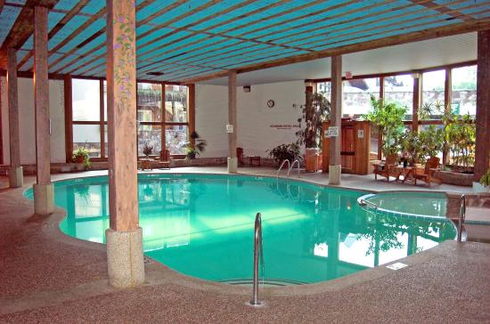Golden Arrow Lakeside Resort: Indoor Heated Pool