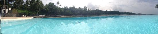 Ilha de São Tomé e Príncipe, São Tomé e Príncipe: piscina