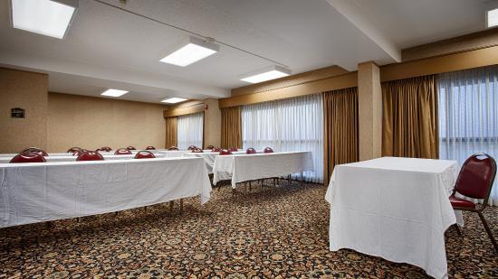 BEST WESTERN PLUS Kelly Inn: Meeting Room