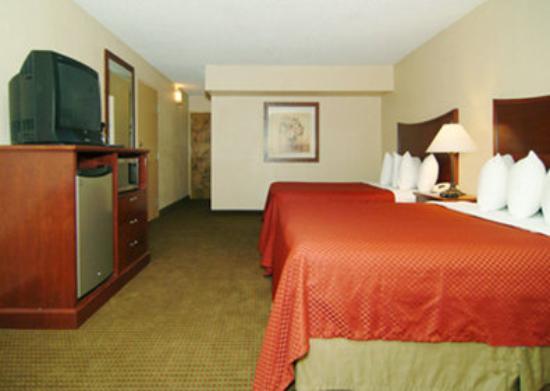 Red Lion Hotel Farmington: Guest Room