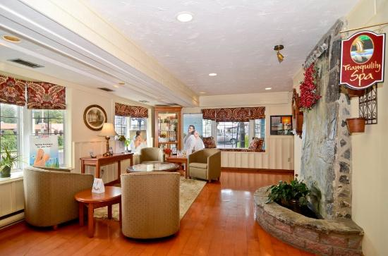 Country Squire Resort & Spa: Tranquility Spa
