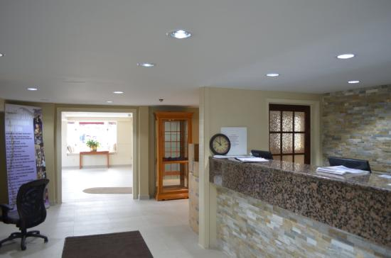 Country Squire Resort & Spa: Lobby