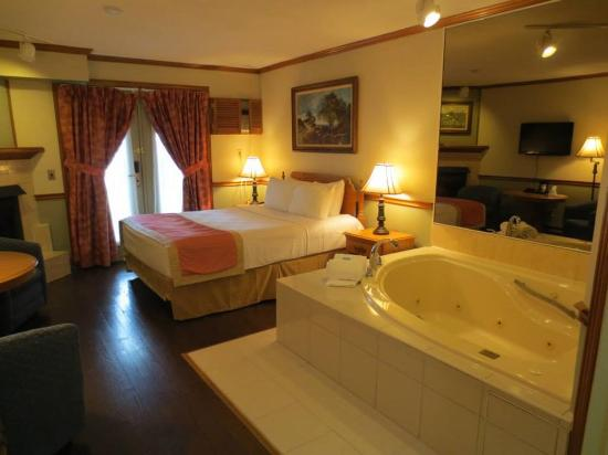 Country Squire Resort & Spa : Guest Room