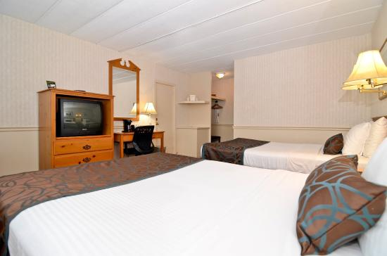 Country Squire Resort & Spa: Guest Room