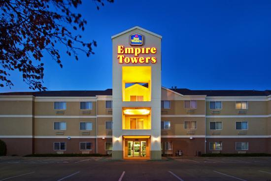 Welcome to the BEST WESTERN Empire Towers.