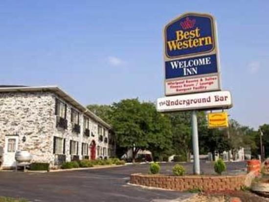 Welcome Inn: Exterior