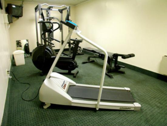 Welcome Inn: Fitness Center