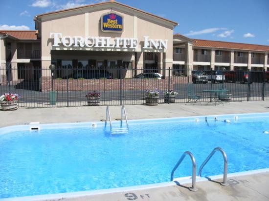 Best Western Torchlite Updated 2018 Prices Motel Reviews Wheatland Wy Tripadvisor