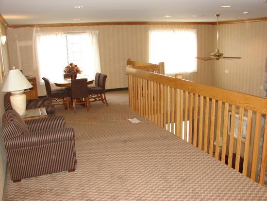 Quality Inn & Suites: Balcony