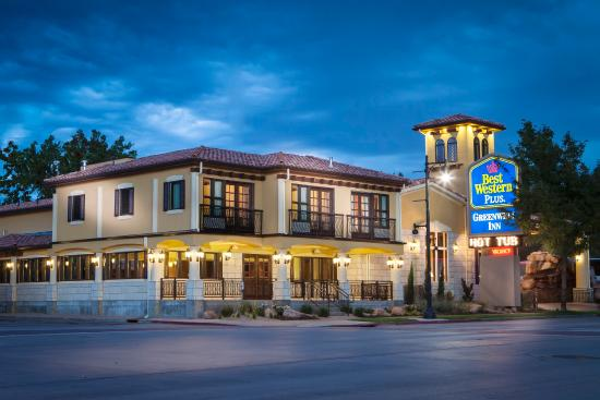 Best Western Plus Greenwell Inn: Exterior
