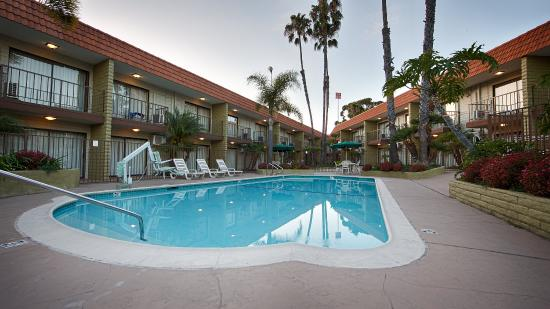BEST WESTERN Oceanside Inn: Pool