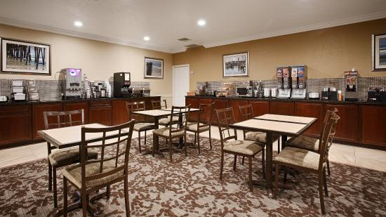 BEST WESTERN Oceanside Inn: Breakfast