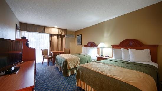 BEST WESTERN Oceanside Inn : Guest Room