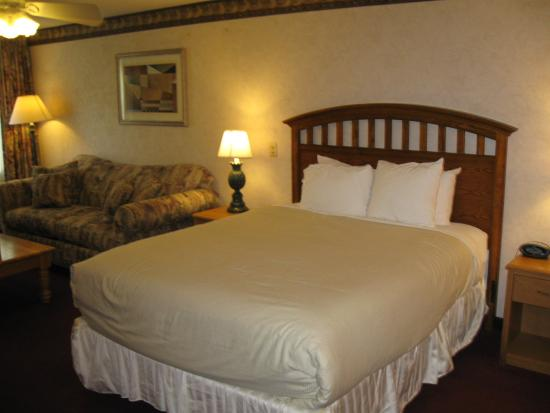 Friday Harbor Suites: Queen suite