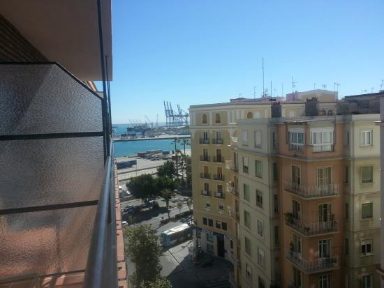 Hotel alameda malaga updated 2017 reviews price for Hotels malaga