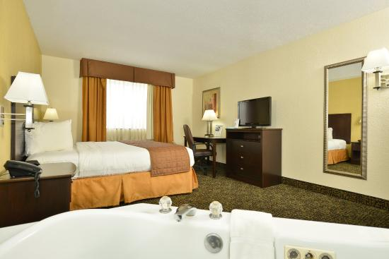 Best Western Inn King Jacuzzi Room