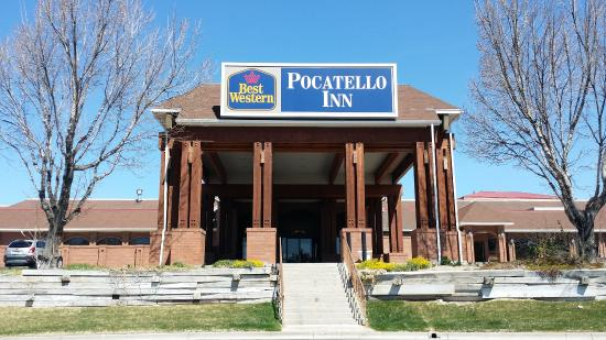 BEST WESTERN Pocatello Inn: Exterior of the Hotel