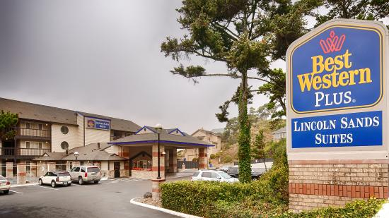 Best Western Plus Lincoln Sands Oceanfront Suites: Exterior