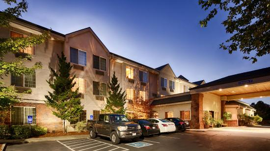 King City, OR: BEST WESTERN PLUS Northwind Inn & Suites