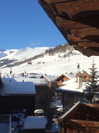 Hotel Camana Veglia: Room view