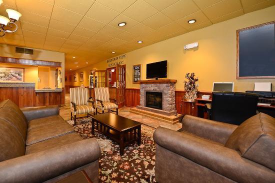 Magnuson Hotel Mountain View: Lobby