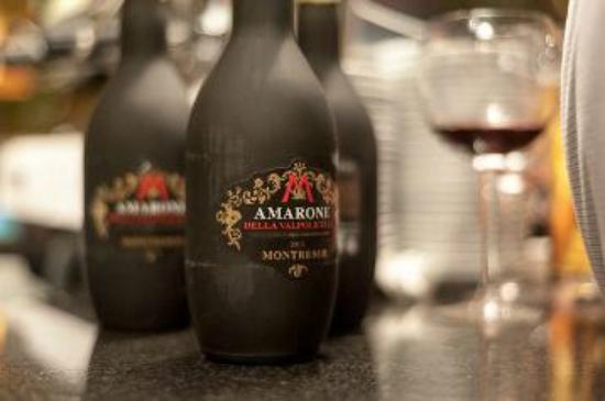 Monte Carlo Restaurant, Bar and Grill: Great wines
