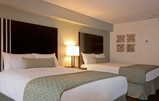 Coast Kamloops Hotel & Conference Centre: Comfort Room - South Tower