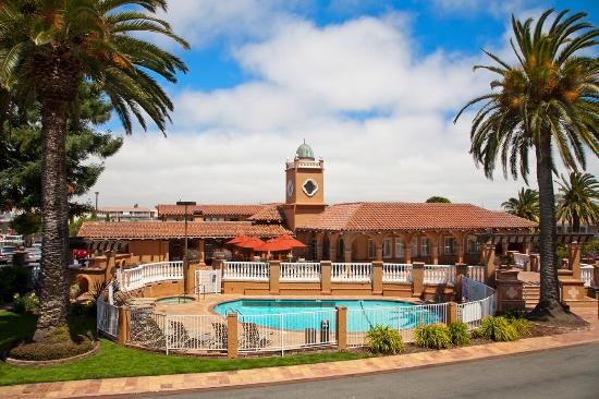 Millbrae, Californie : BEST WESTERN PLUS El Rancho Inn