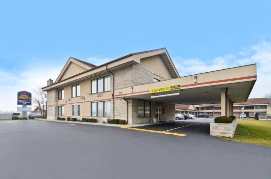 BEST WESTERN Paradise Inn: Exterior