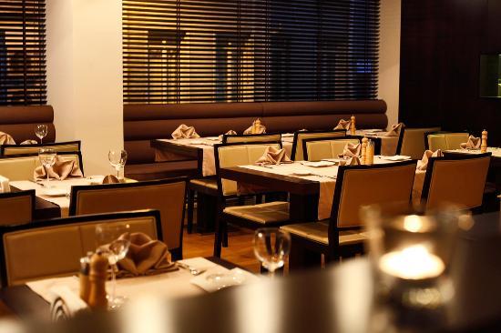 Bentley Hotel: Restaurant
