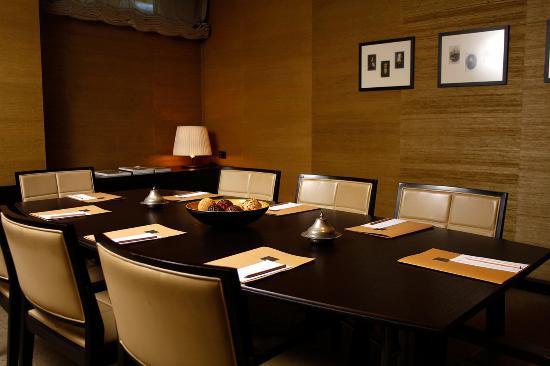 Bentley Hotel: Meeting