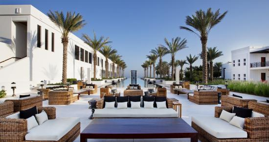 The Chedi Muscat – a GHM hotel: Pool