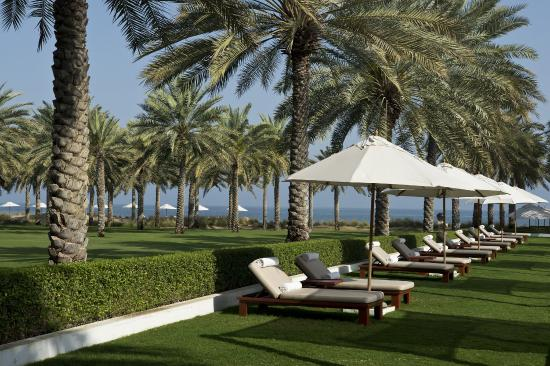 The Chedi Muscat – a GHM hotel: Hotel Overview