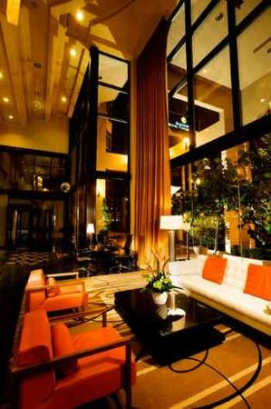 Executive Hotel Vintage Park: Lobby View