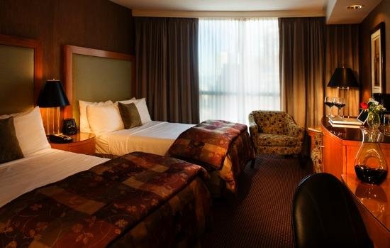 Executive Hotel Vintage Park: Deluxe Guest Room with Two Double Beds