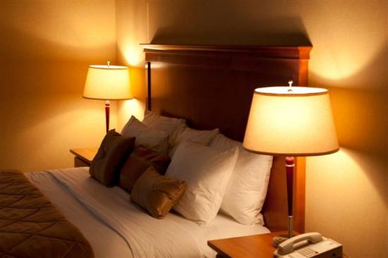 Executive Royal Hotel Edmonton: Guest Room