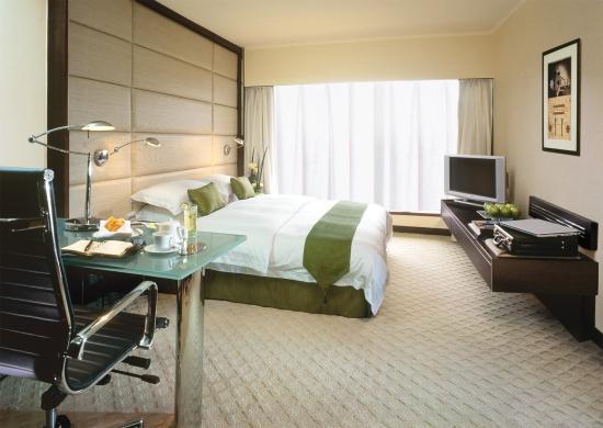 Regal Kowloon Hotel: Regal Club Deluxe Room