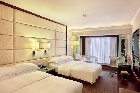 Regal Kowloon Hotel Double Double Beds Room