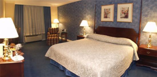 Somerset Hills Hotel: View