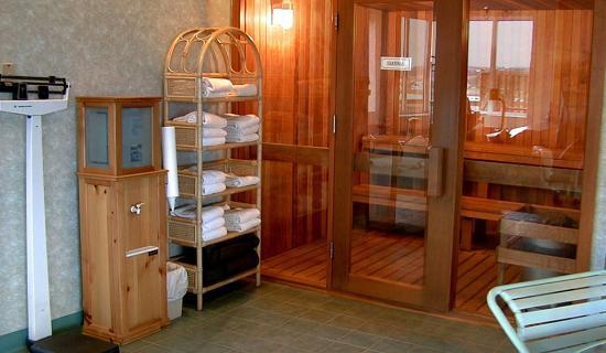 Cambridge Suites - Sydney: Dry Sauna