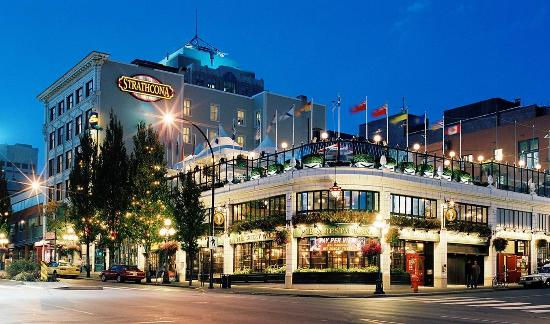 Photo of The Strathcona Hotel Victoria