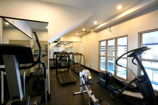 Sandman Hotel & Suites, Calgary Airport: Fitness Facility