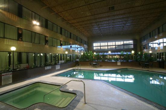 Sandman Hotel Castlegar: Pool