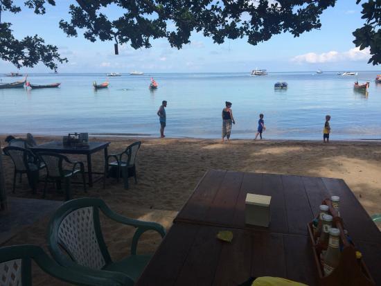 Saireehut Resort : Clean Sea
