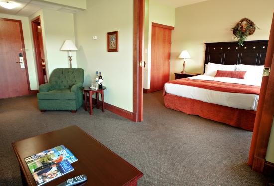 Rodd Crowbush Golf & Beach Resort: Rodd Crowbush King Room