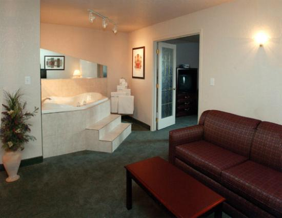 Ramada Red Deer Hotel and Suites: View
