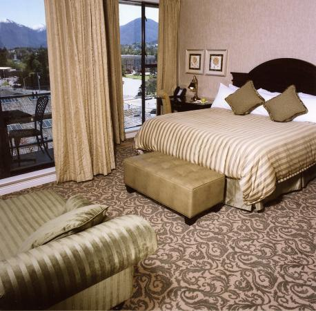 Crest Hotel: Guest Room